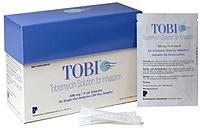 TOBI a tobramycin solution